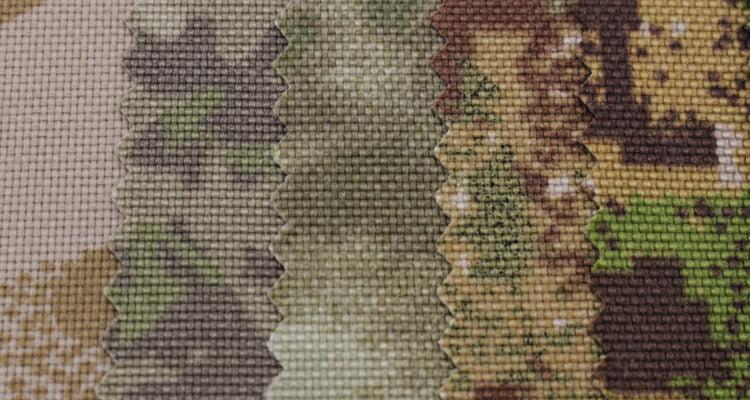 1000d cordura camo fabric 5